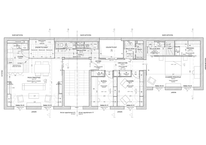 plan appartement nice